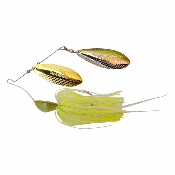 MEGABASS Spinnerbait V FLAT POWER BOMB 3/8 LTD COLOR B-6 STAIN MOROKO alciumpech