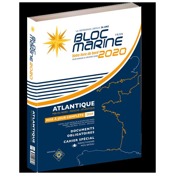 BLOC MARINE ATLANTIQUE 2020 alciumpeche