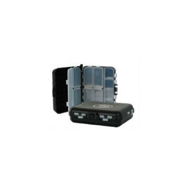 boite plastique noire gm petite boite accessoires accueil. Black Bedroom Furniture Sets. Home Design Ideas