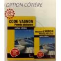 LIVRE CODE VAGNON PERMIS PLAISANCE OPTION COTIERE ET MEMENTO DE REVISION