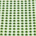 Yeux 3D - Chartreuse - 6mm - 196 pcs pour LEURRES, MOUCHES ou TETES PLOMBEES