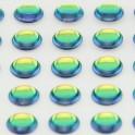 Yeux 3D - Irisé 8mm - 55 pcs pour LEURRES, MOUCHES ou TETES PLOMBEES