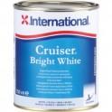 ANTIFOULING CRUISER UNO EU BRIGHT WHITE BLANC 0,75L ---ndd