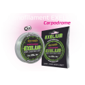 NYLON Exelium Carpodrôme - 0,180 mm - 3,10 kg - 150m - FUN FISHING