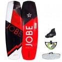 PACK WAKEBOARD 141 AVEC CHAUSSES JOBE Vanity Star