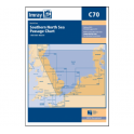 CARTE MARINE IMRAY C70 SOUTHERN NORTH SEA PASSAGE CHART