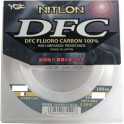 NYLON YGK FLUOROCARBONE NITLON DFC 04 LB – PE 1,0 – 0,181 – 100M