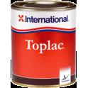 PEINTURE TOPLAC ROUGE 011 0.75L LAQUE MONO – INTERNATIONAL
