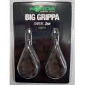 Plombs KORDA Big Grippa 5 oz - 140 grs Blister (2 pcs)  WEED