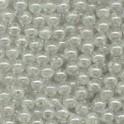 MICRO-PERLES EN VERRE 1.5mm - CRISTAL TRANS Sach 200