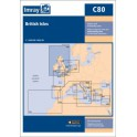 CARTE MARINE IMRAY C80 BRITISH ISLES
