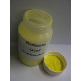 PLASTIFIANT JAUNE pot de 80 grs pour plombs