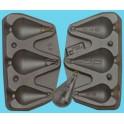 MOULE A PLOMBS POIRE 90-140-190 GRS  A1 - MOU049