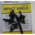 Impact Shield Accroche Appats par 10 pcs - BREAKAWAY