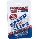 SPEED CLIP INOX 15 mm Sachet de 10 Px poch
