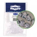 PERLES RAGOT ROTATIVES 50PCS 3x5 mm