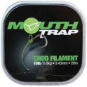 Mouth Trap 15 lb0.43mm  - KORDA