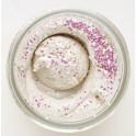 PATE A TRUITE SELECT GLITTER TROUTBAIT 50G WHITE STBGW