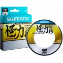 TRESSE SHIMANO Kairiki 150m Verte0.215mm 20.8kg