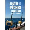Livre Vagnon Toutes les pêches en bateau aux appâts et aux leurres