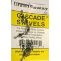 CASCADE SWIVELS BREAKAWAY SACHET DE 10