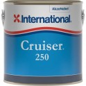 ANTIFOULING CRUISER 250 BLEU 2.5L - INTERNATIONAL