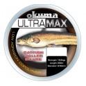 NYLON OKUMA D-Okuma ULTRAMAX 2oz marron 0.50 - 19,6 Kg - 245m