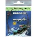 AVANCON MEGAFLEX 11 Kg - 1 Boucle - 1 Hameçon simple 1/0 - 40 cm ---ndd