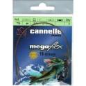 AVANCON MEGAFLEX 7,5kg - 1 Boucle - 1 hameçon simple n°1 - 40 cm ---ndd