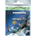 AVANCON MEGAFLEX 7,5kg - 1 Boucle - 1 Hameçon double n° 1/0 - 40 cm ---ndd