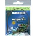 AVANCON MEGAFLEX 11kg - 1 Boucle - 1 Hameçon 7356 n° 3/0- 40 cm  ---ndd
