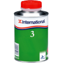 DILUANT THINNER N° 3  0.5L – INTERNATIONAL