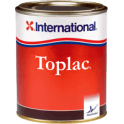 PEINTURE TOPLAC ORANGE RESCUE 265 0,75L LAQUE MONO – INTERNATIONAL