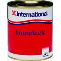 INTERDECK BLANC  001 0.75L LAQUE ANTIDERAPANTE – INTERNATIONAL