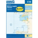 CARTE MARINE IMRAY C10 WESTERN ENGLISH CHANNEL
