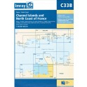 CARTE MARINE IMRAY C33B CHANNEL ISLAND (SOUTH) 12