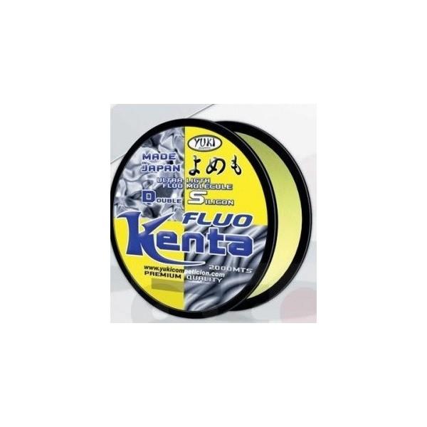 YUKI Kenta 0.26 2000mts mono ligne de pêche