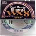 TRESSE YGK WX8 R SP G SOUL GREEN PE 1.5 25LB