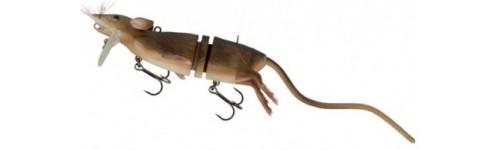 LEURRE SAVAGEAR 3D RAT RAD